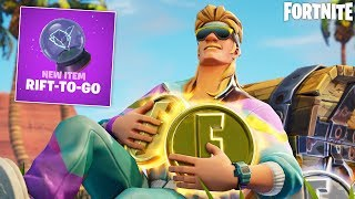 NEW RIFT GRENADE & SCORE ROYALE LTM! // New Fortnite Update // Fortnite: Battle Royale Gameplay