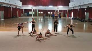 Kwong Hon Rhythmic Gymnastics Class