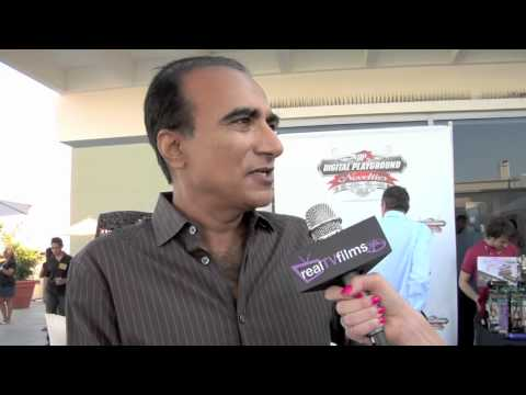 Iqbal Theba, Glee, Emmy Gifting Suites, Operation Smile