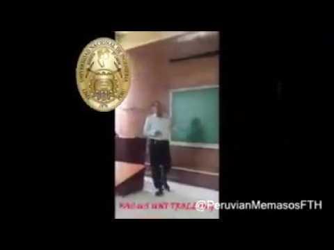 Profe de UNI vs profe de UCV :v
