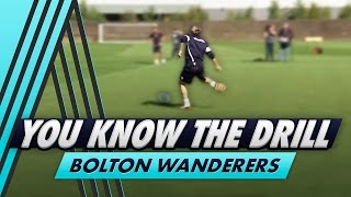 You Know The Drill: Two Touch Shooting Challenge with Stephen Dobbie