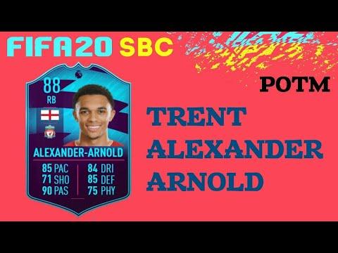 تحدي-لاعب-الشهر-اليكساندر-ارنولد-ارخص-شي-!-potm-trent-alexander-arnold-sbc-(cheapest-solution)-320k