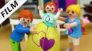 Kinderfilm Familie Vogel:EMMA IM HATCHIMAL EI -Ist sie eine Colleggtibles Sammelfigur?Playmobil Film