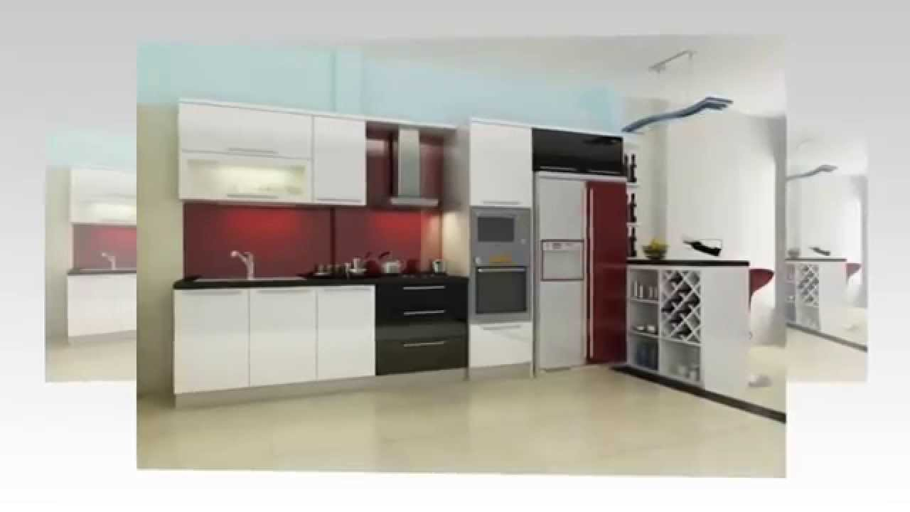 Modern Kitchen Design Ideas 2015 Interior Design Youtube