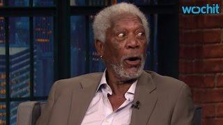 Morgan Freeman Is Voice For Mark Zuckerberg