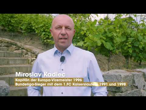 The Czech Republic is preparing for VINOEURO 2020 with great ambassador Miroslav Kadlec.