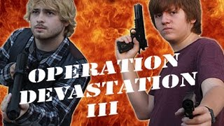 Operation Devastation III: Global Annihilation | An Action Movie FX App FIlm