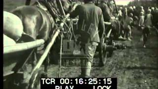 Farming in 1930's U.S.S.R. Film 90495