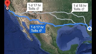 🔴 ЗДРАВСТВУЙ моя любимая ФЛОРИДА 🔴 за пять недель проехала 7200 миль Путешествие по США 21.10.2020