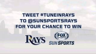 Rays Tune In To Win: May 20, 2015