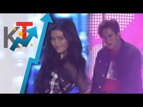 LizQuen todo sayaw sa K-POP hits 🔥🤞