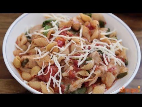 How to Make Italian Chicken Skillet | Chicken Recipes | Allrecipes.com - YouTube