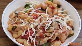 Chicken Recipes - How To Make Italian Chicken Skillet