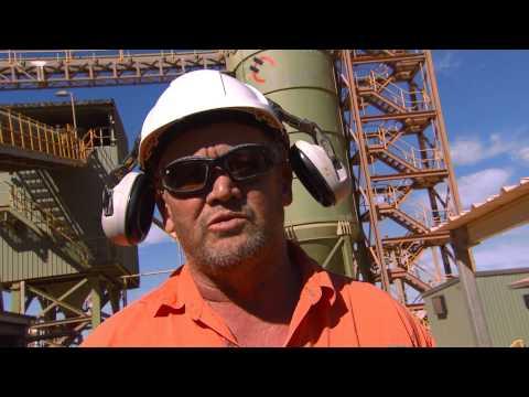 Mining Instructional Safety Training Video