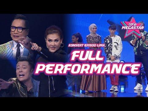 Ceria Megastar - [OFFICIAL FULL] Konsert Ceria Megastar Ep 5 I Johan Pak Nil AC Mizal Mas Idayu