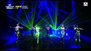 [中韓字]140320 2NE1-Come Back Home @ M! Countdown