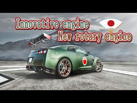 4 stroke rotary engine Innovative engine/New rotary engine