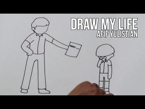 Draw My Life Afif Yulistian