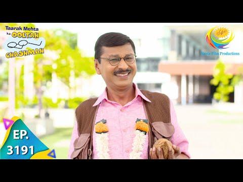 Taarak Mehta Ka Ooltah Chashmah - Ep 3191 - Full Episode - 18th June, 2021