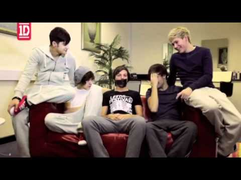One Direction - Funny Moments (2011-2012)