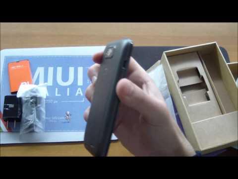 Xiaomi Mi-One S (MI-1S) Unboxing Italiano