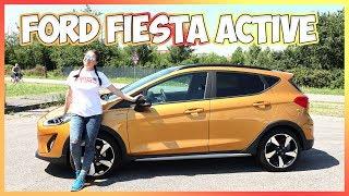 Ford Fiesta Active: come va il crossover dell'Ovale Blu?