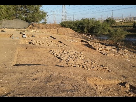 Archaeologists Uncover Entrance Gate And Fortification Of Biblical City