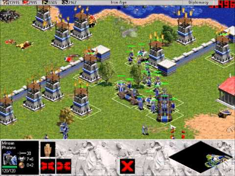 age of empires gold edtion