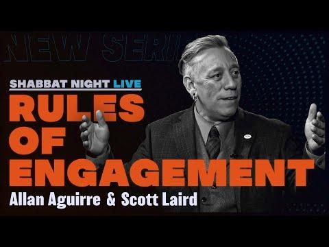 Rules of Engagement | Shabbat Night Live