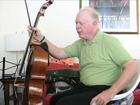 Lynn Harrell's Cello Workshop -- Volume 1 Pt.1