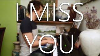 Grey ft. Bahari - I Miss You (Madtone Piano Cover) Mp3