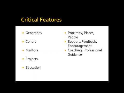 Case Studies: Residencies, Peer Training, and Succession Planning