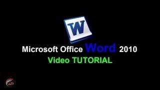 Insérer une lettrine dans un document sous Office Word 2010