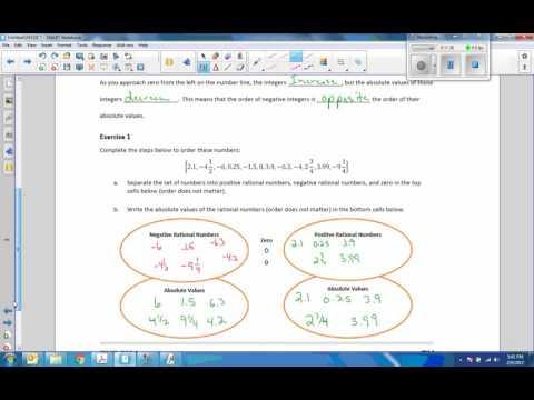 Math 6 Module 3 Lesson 12 Video