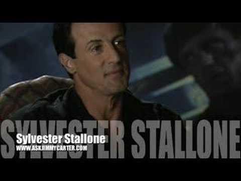 Sylvester Stallone Demolition Man interview