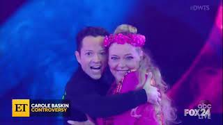 Entertainment Tonight Talks about Carole Baskin and Dancing with the Stars Premier