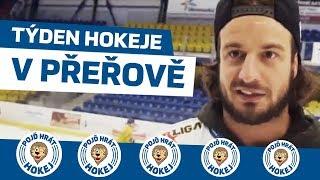 Přerovský klub přivedl na Týden hokeje své odchovance