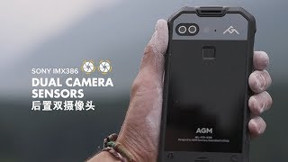 AGM X2 - Honest Review - IP68 Rating/NFC/6000mAh/ Snapdragon 653