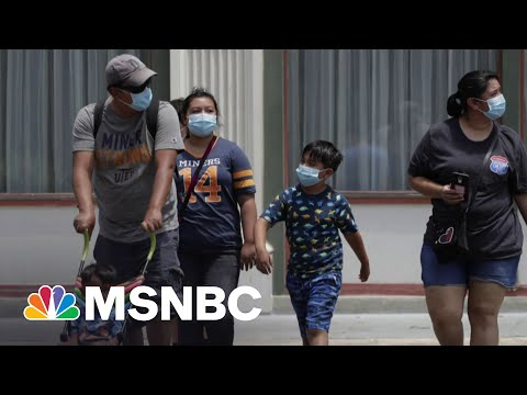 Making Sense Of CDC's New Mask Guidelines | The 11th Hour | MSNBC