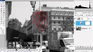 [포토샵혁명방송]멀티 휴세츄레이션으로 만드는 흑백 사진을 만드는 기준