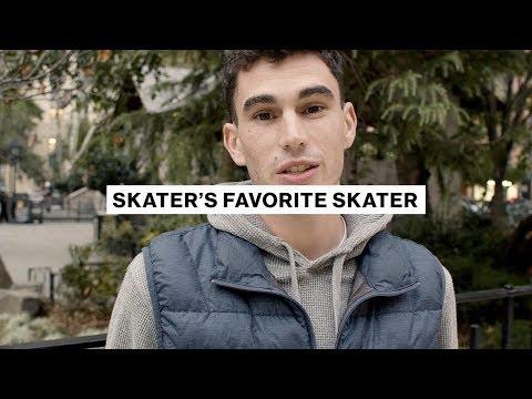 Skater's Favorite Skater | Frankie Spears | Transworld Skateboarding