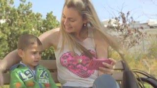 סרטון מוצר למניעת שכיחת ילדים ברכב
