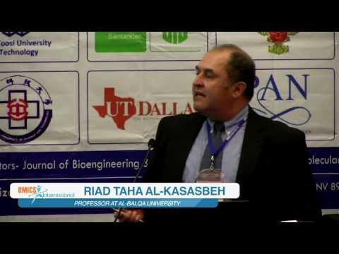 Riad Taha Al kasasbeh | Biomedical Engineering 2015 | Conferenceseries LLC