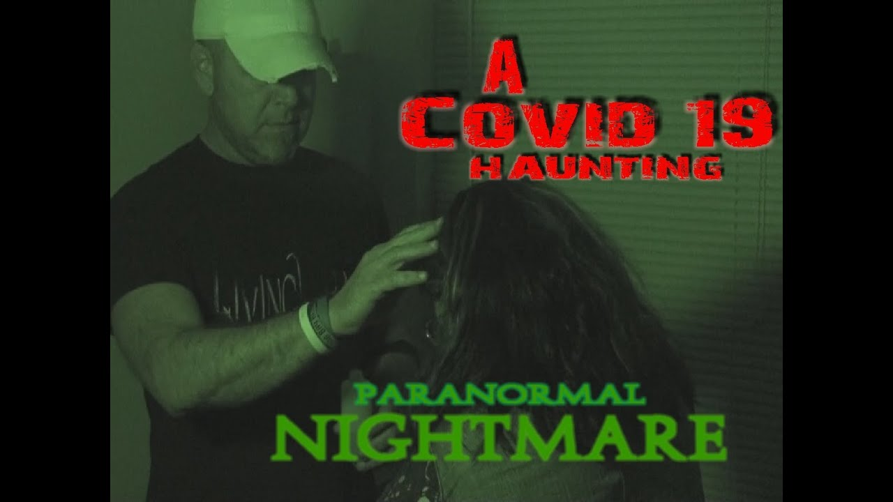 Paranormal Nightmare   S4E2  Trapped With The Demon.. Living Dead Paranormal