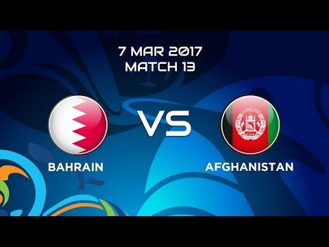#AFCBeachSoccer2017 - M13 Bahrain vs  Afghanistan - News Report