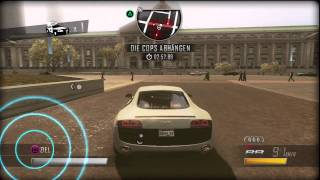 Driver: San Francisco - PS3 Gameplay HD