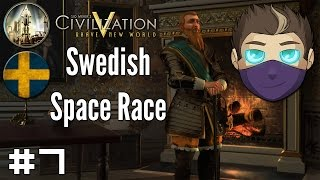 Civilization V: Swedish Space Race #7 - No Citizen Left Behind