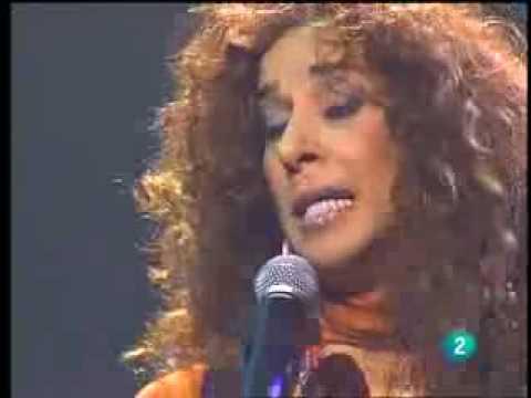 Rosario Flores - Te quiero - Candidata Premios Carácter Dewar's White Label 2008
