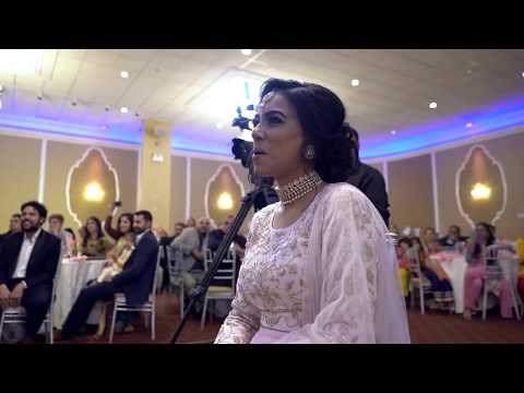Latest Punjabi Wedding Bhangra Performance 2018