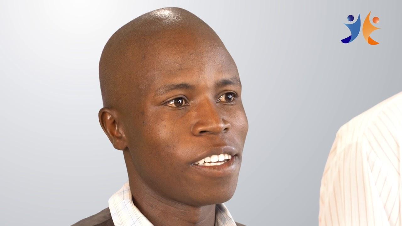 shabiki Jackpot Mbao 030 Winner - Peter Olwenye